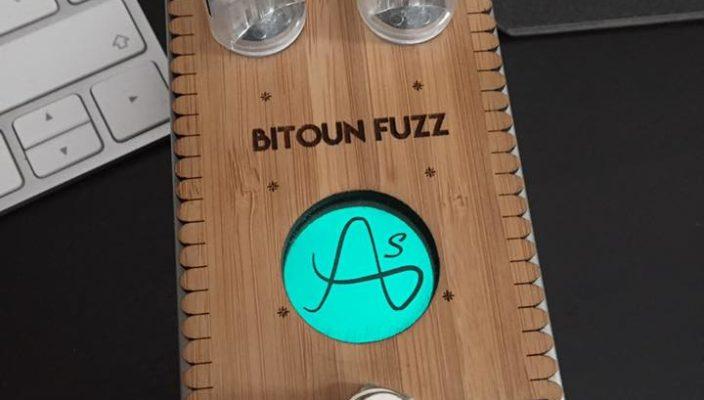 Feebdack utilisateur - La Bitoun Fuzz dans les mains de Romain (Guitar Cook Book)