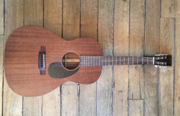Test Guitare - Martin 000-15SM : 100% acajou