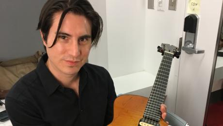 Interview Mike Moreno - Sideman pour Kendrick Scott au festival de Jazz de Montréal 2017
