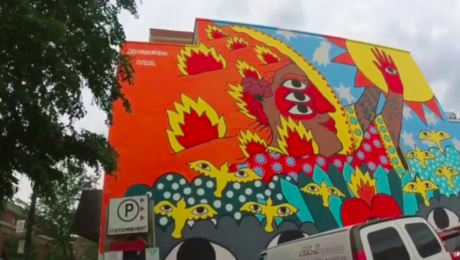 Promenades Snapchat dans Montréal - Festival de Jazz 2017