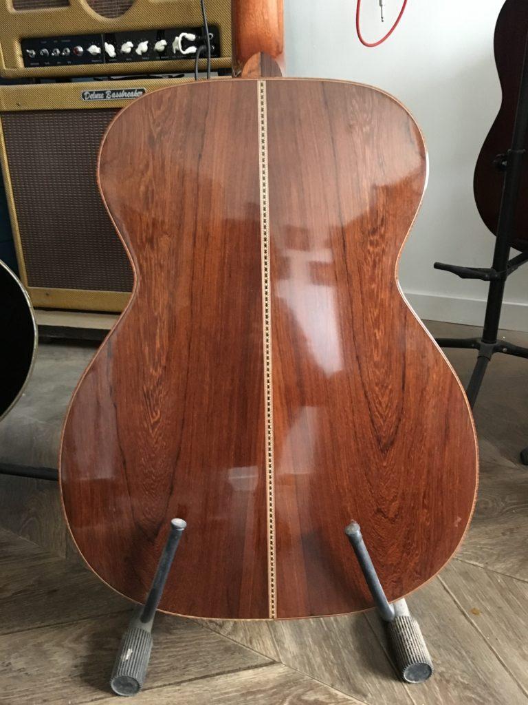 Sacha Stevanovic : un luthier talentueux installé à Dinard en Bretagne