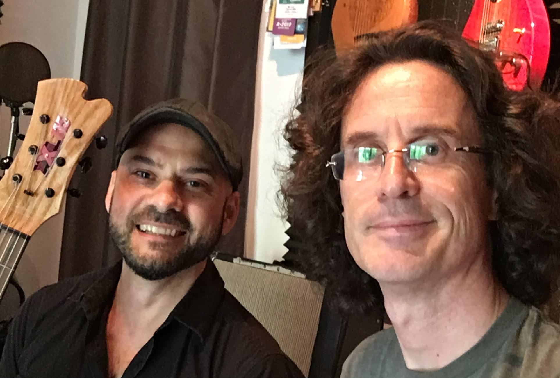 Interview Bruno Coulombe de Bruno's Fine Guitars à Montréal