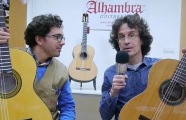 Chronique Alhambra : les différences entre une guitare classique et une flamenca