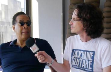 Interview Stanley Clarke au festival de Jazz de Montréal 2017