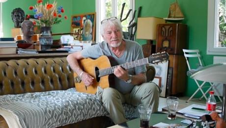 Interview Hugues Aufray - Guitare à la Main - Partie 2/2
