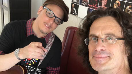 Interview Kurt Rosenwinkel au festival de Jazz de Montréal 2017