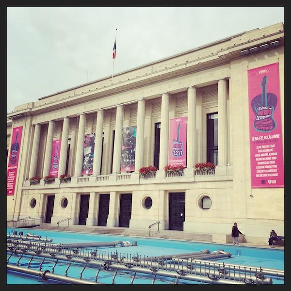 Festival de Guitare de Puteaux 2017 - Mairie de Puteaux