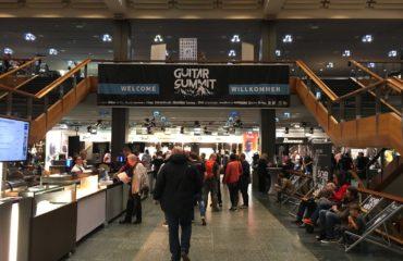 Guitar Summit 2017 - Visite et débrief d'un super salon 100% guitare