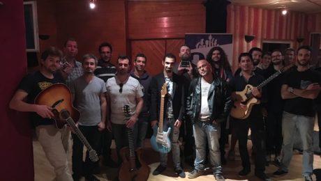 Débrief Soirée Matos Toulouse 21/09/17 - Dewitte Wired / MJS Guitars / Zorg Effects / Echo d'Artistes