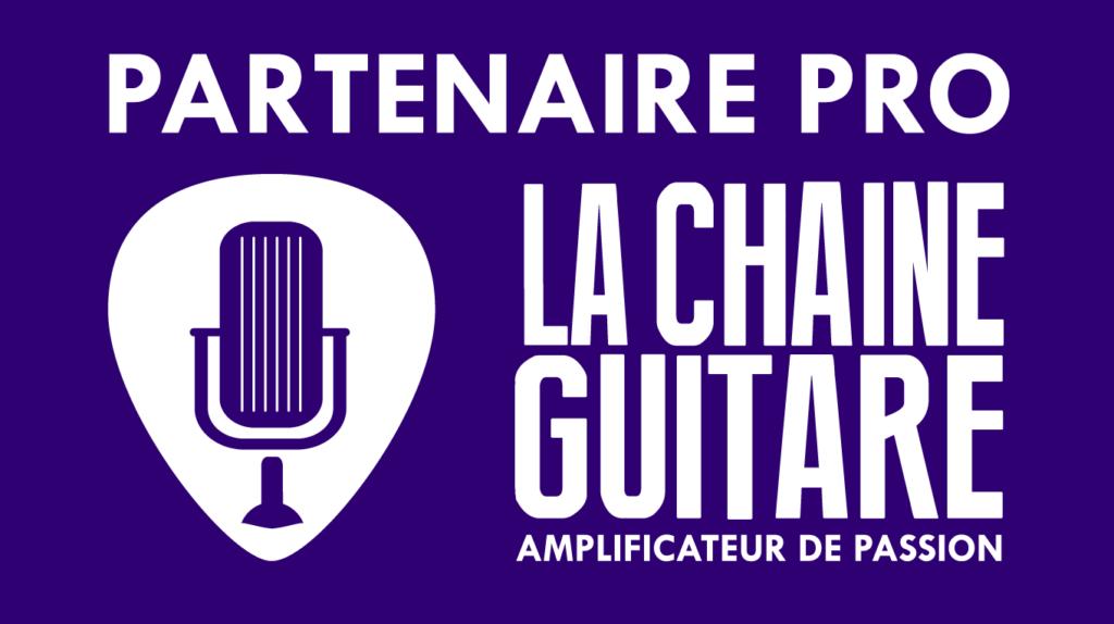 Partenaire Pro La Chaîne Guitare