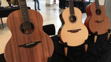 Lowden Guitars - Interview lors de Guitares au Beffroi 2017