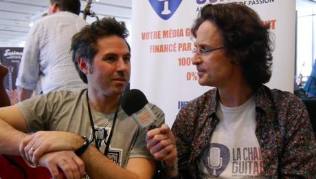 Interview Martial Allart - Talentueux musicien de haut niveau