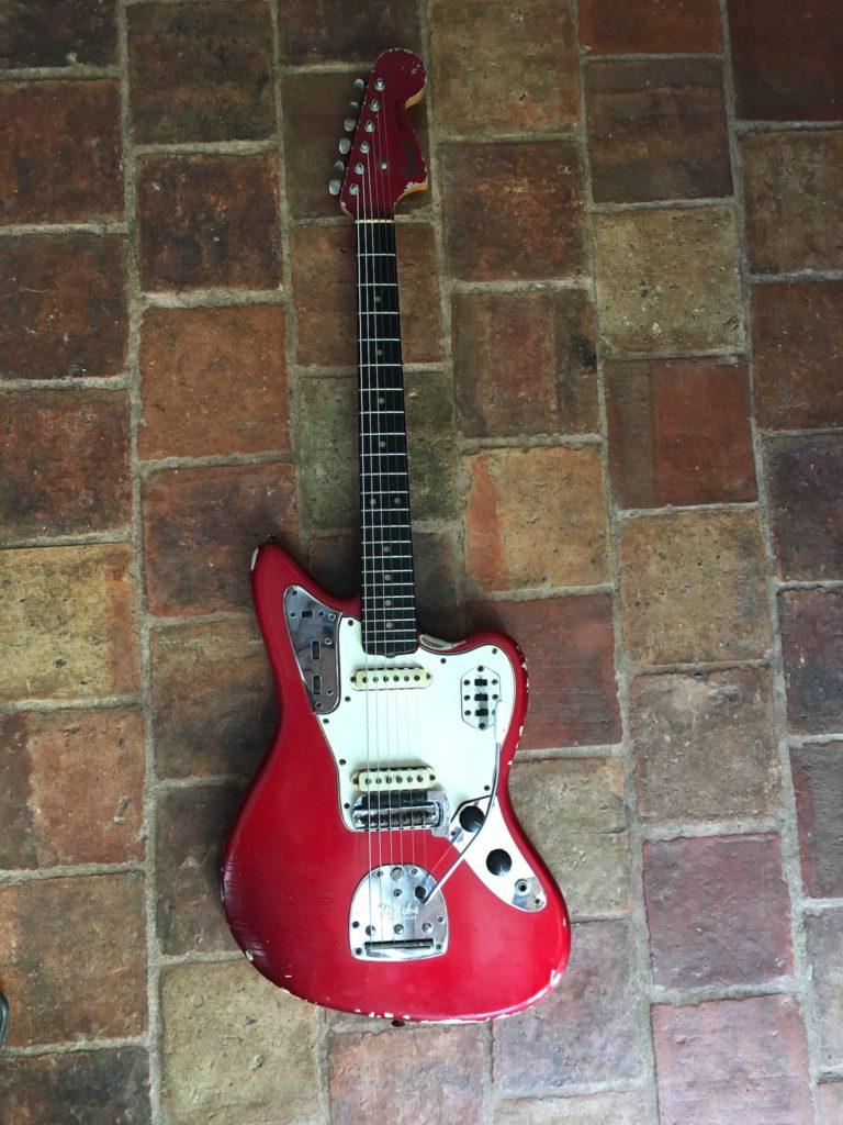 Jazzmaster 1963, Jaguar 1964 - Guitares d'Exception Matthieu Lucas