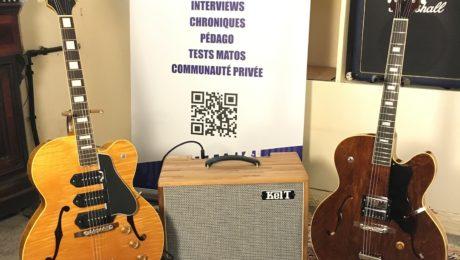 Après-Midi Matos 02/12/17 - MIJ Selected Guitars (King Snake, RS Guitar Works, etc.)
