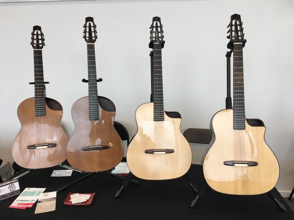 Festival de Guitare de Puteaux 2017 - Guitares Philippe Donnat