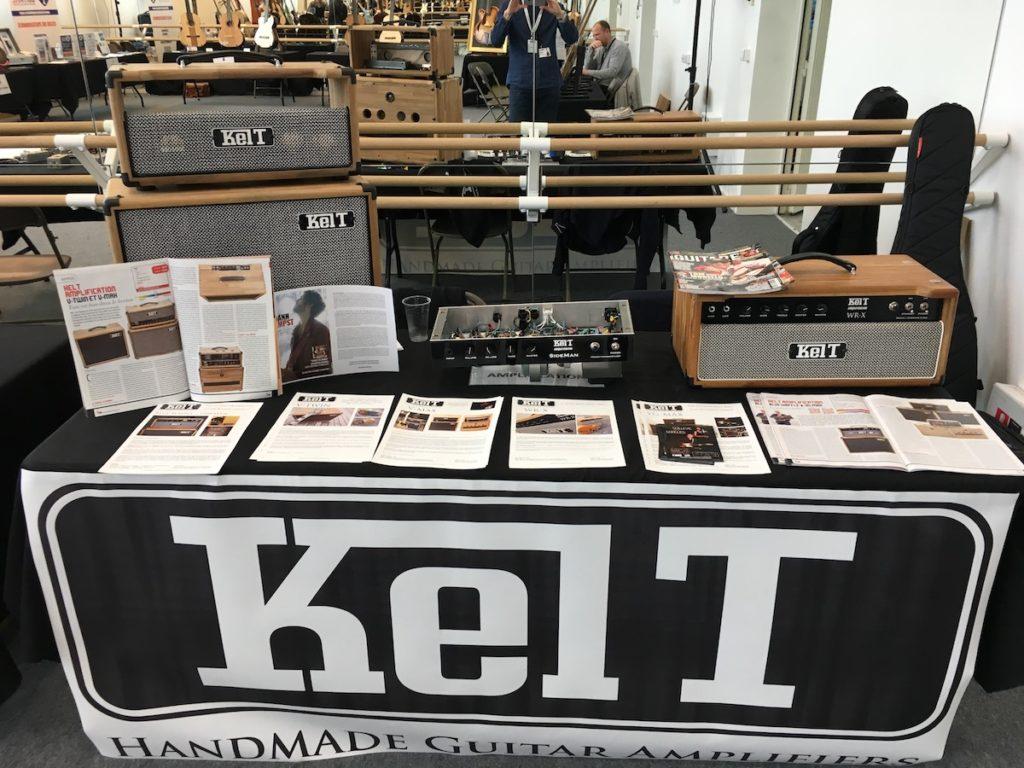 Festival de Guitare de Puteaux 2017 - Amplificateurs Kelt