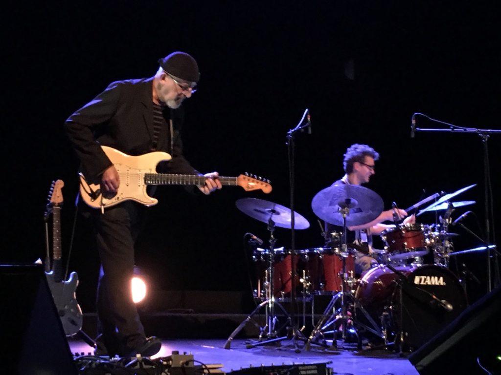 Festival de Guitare de Puteaux 2017 - Concert du Rough Trio de Jean-Michel Kajdan