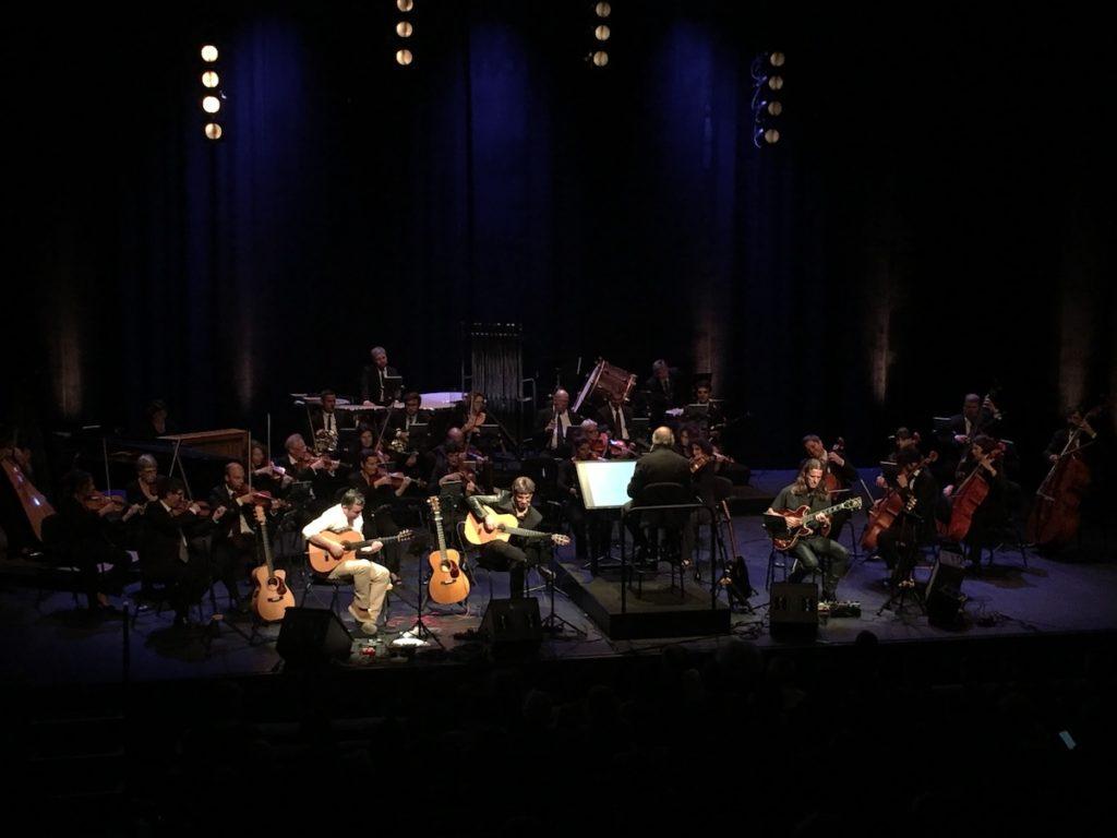 Festival de Guitare de Puteaux 2017 - Concert de Jean-Félix Lalanne, Jean-Marie Ecay et Eric Gombart