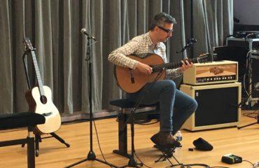 Vidéos des concerts de démo - Festival de Guitare de Puteaux 2017