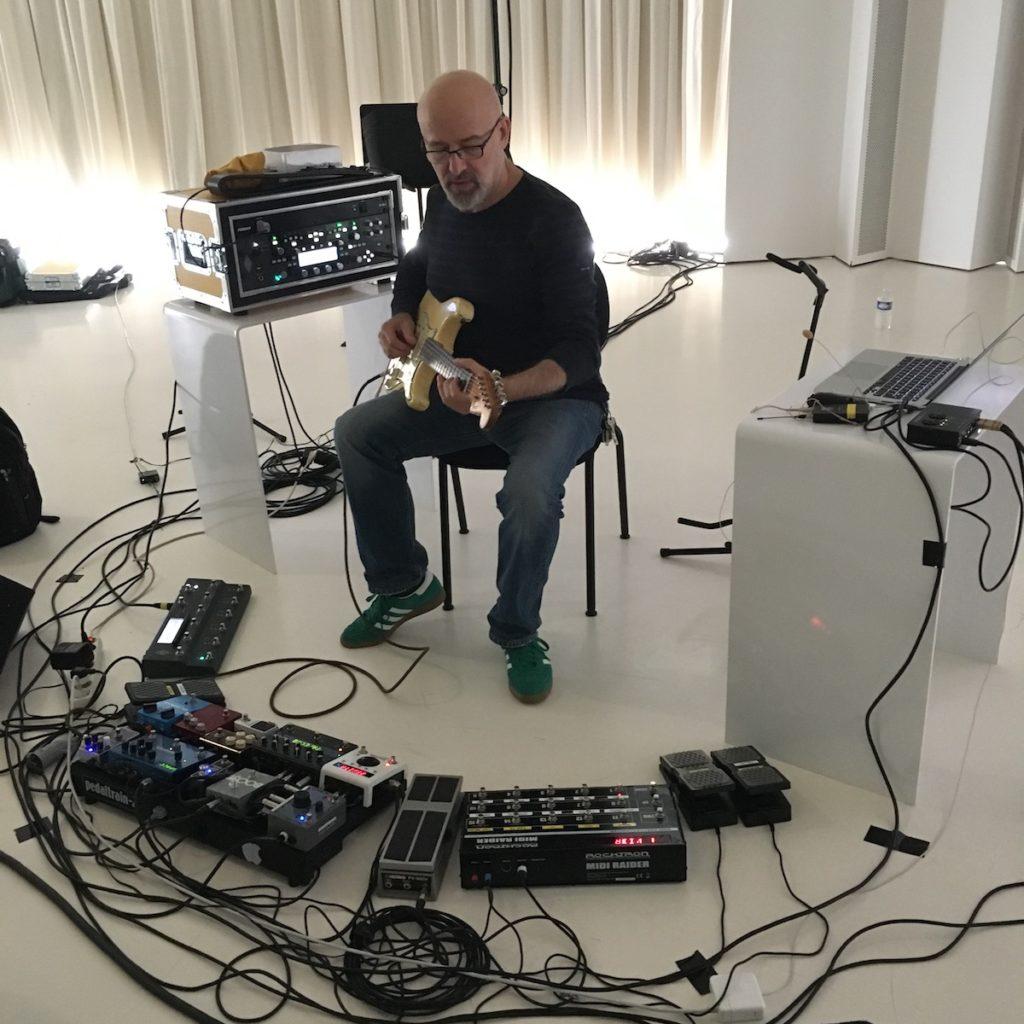 Festival de Guitare de Puteaux 2017 - Jean-Michel Kajdan