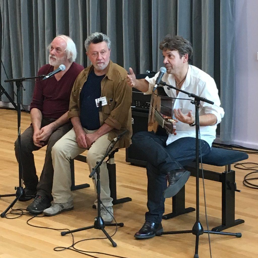 Festival de Guitare de Puteaux 2017 - Jean-Félix Lalanne et Michel Donandey