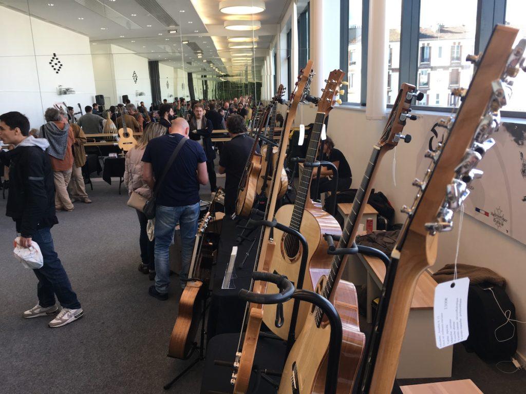 Débrief de l'édition 2017 du Festival Guitare de Puteaux