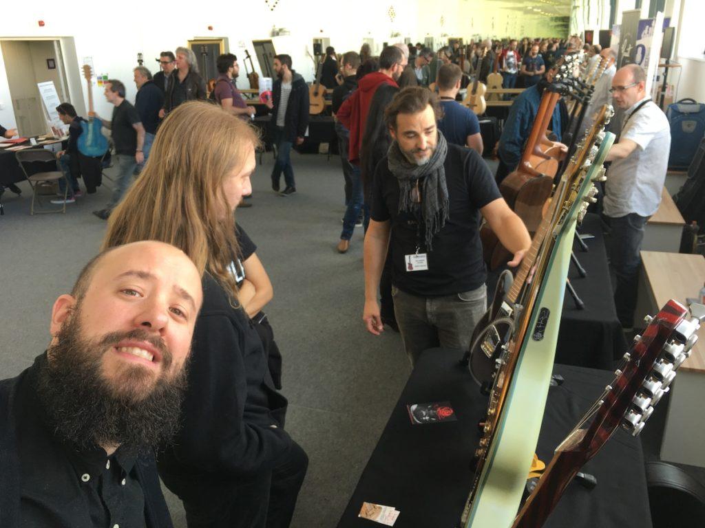 Festival de Guitare de Puteaux 2017 - Salon des luthiers