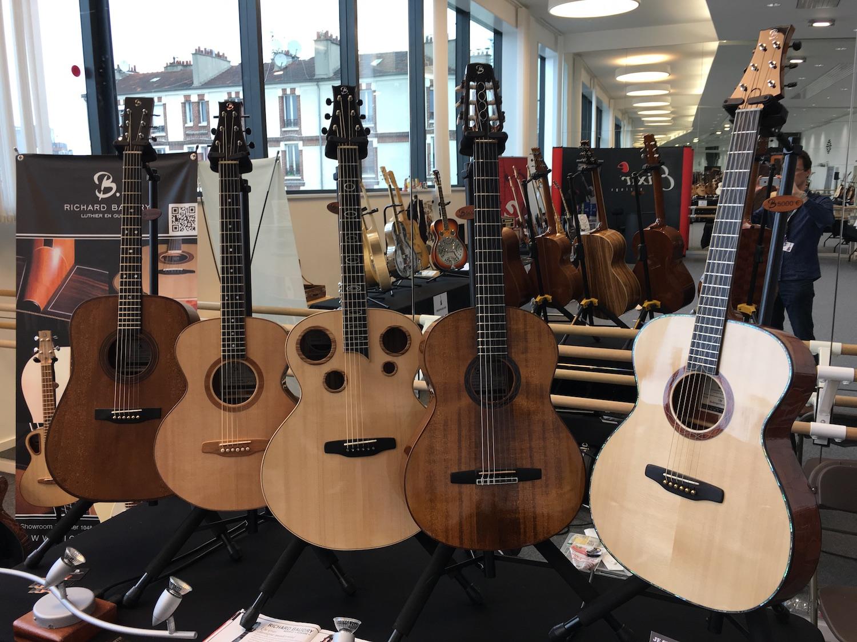 Salon des luthiers de Puteaux 2018 – Liste des exposants