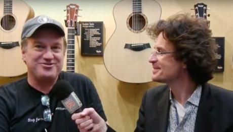 Interview Scott Paul - Responsable environnement chez Taylor Guitars