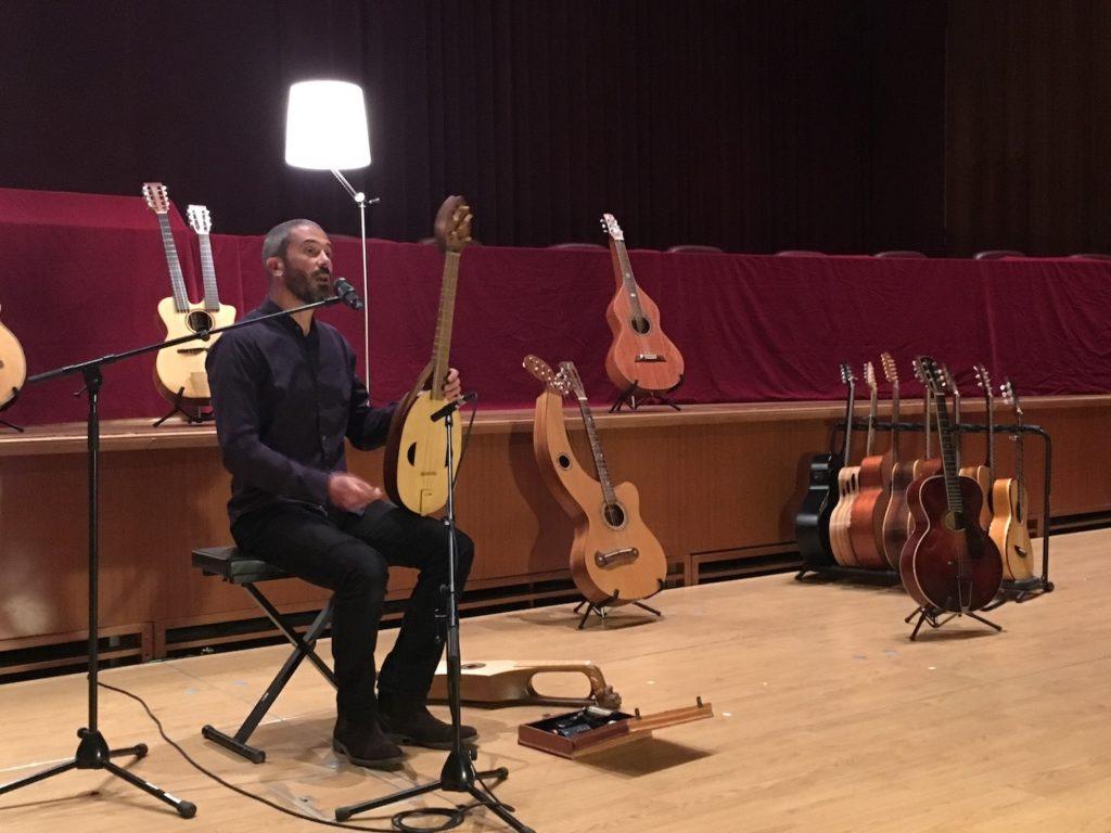 Internationales de la Guitare de Toulouse 2017 - Gaëdic Chambrier