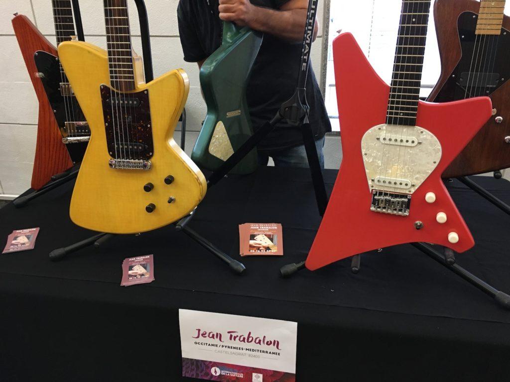 Internationales de la Guitare de Toulouse 2017 - Salon des luthiers électriques - Trabalon