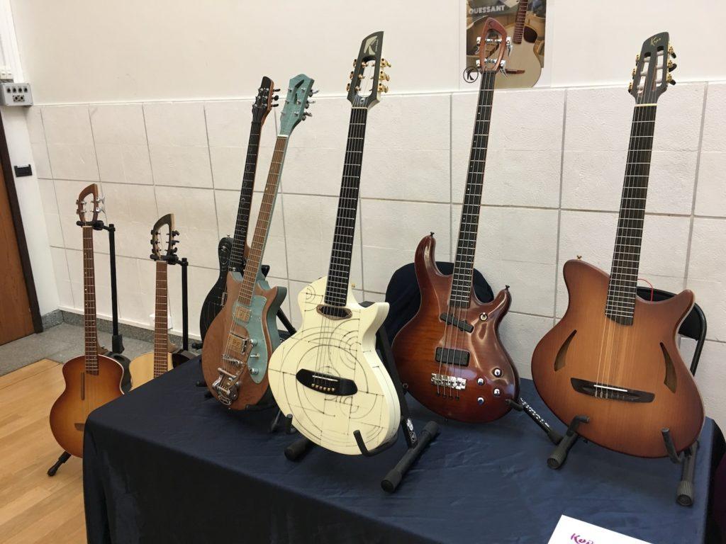 Internationales de la Guitare de Toulouse 2017 - Salon des luthiers électriques - Kopo