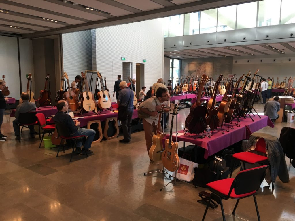internationales de la guitare de toulouse 2017 salon des