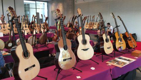 Internationales de la Guitare de Toulouse 2018 - Salon des luthiers