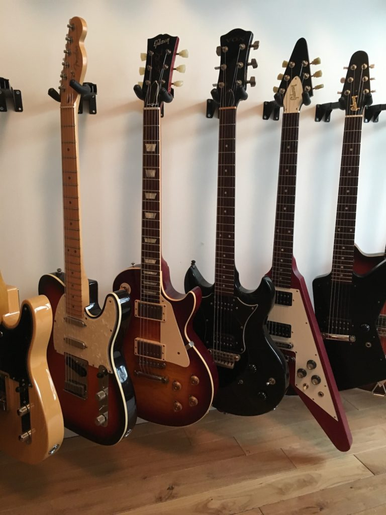 Showroom Bassnguitar.fr - Pierre-Marie Gatignon