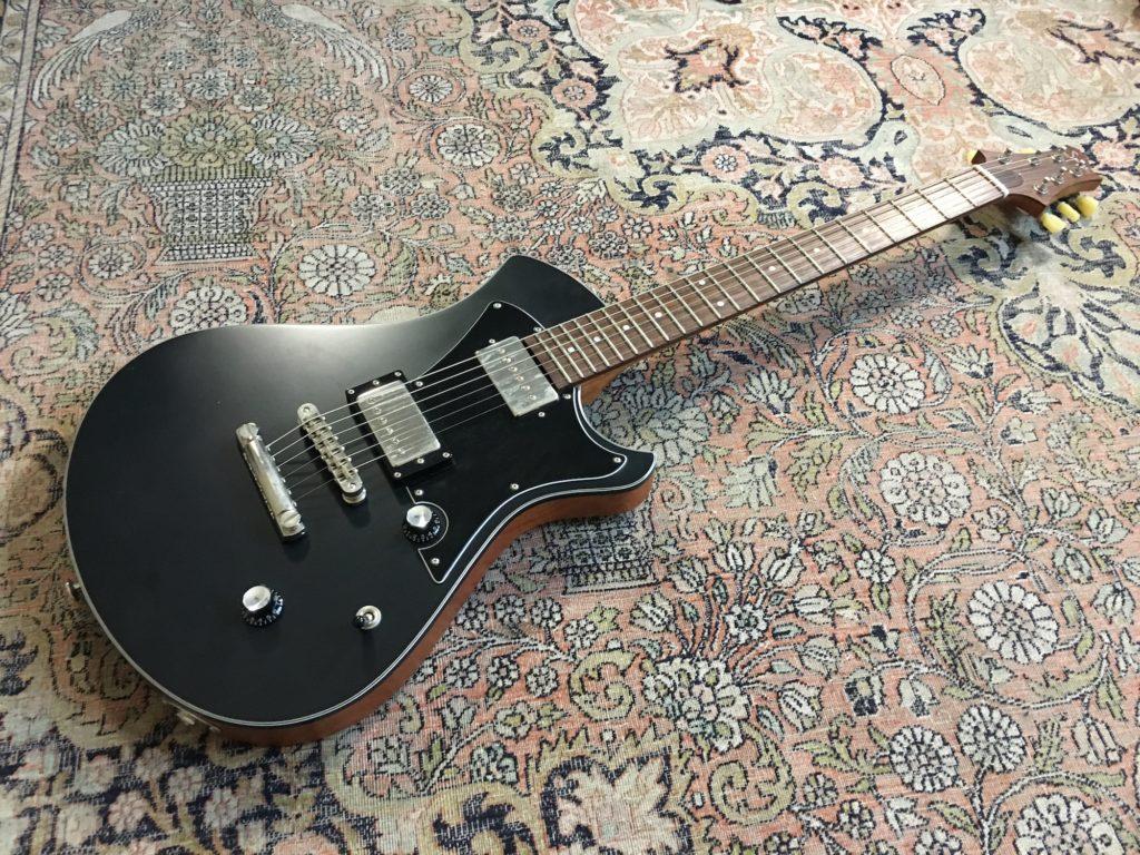 Test Guitare - Modèle Halfbreed Springer @SpringerGuitars
