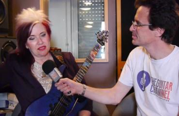 Interview Jennifer Batten - Guitariste de Michael Jackson et Jeff Beck