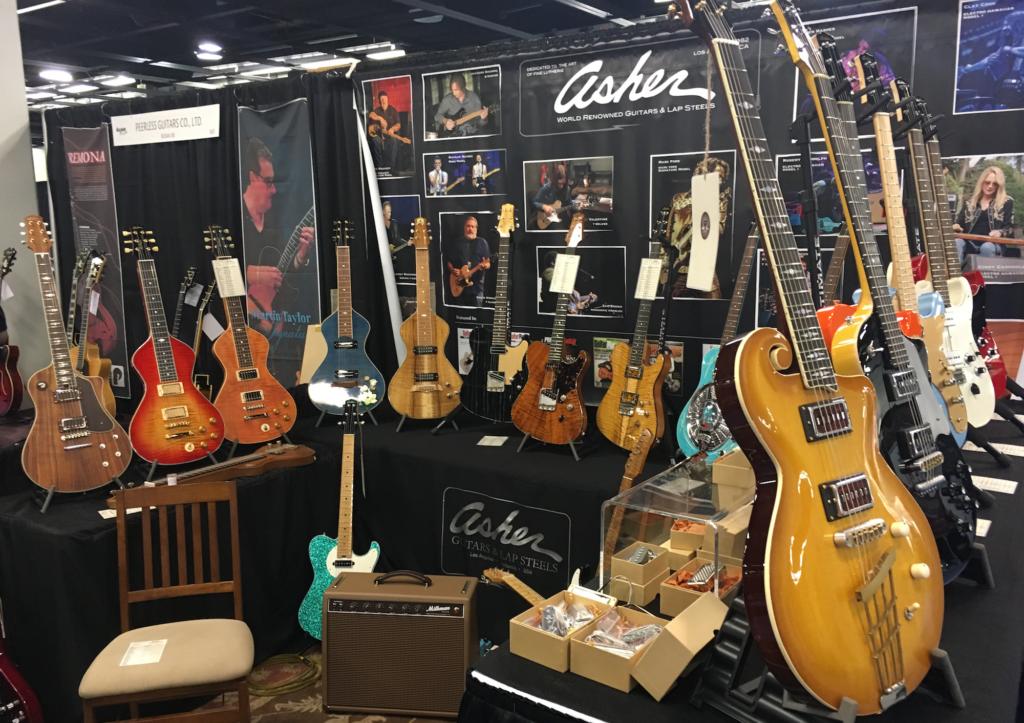 Interview Bill Asher - Luthier de Ben Harber