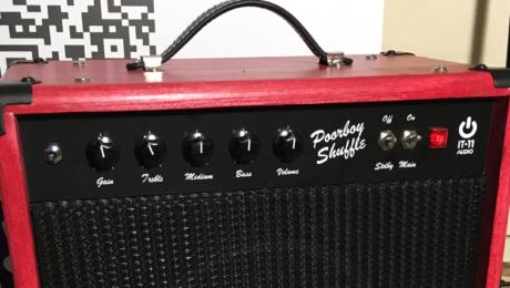 Test Ampli - Poorboy Shuffle IT-11 Audio : une bombe 20W à lampes