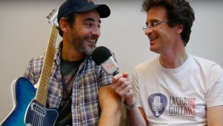 Interview luthier Sébastien Santilli - San Lorenzo Guitars