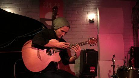 Interview Calum Graham - Jeune guitariste fingerstyle canadien