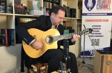 Interview Raphaël Faÿs : un grand Monsieur de la guitare
