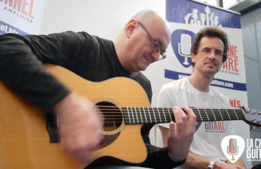 Interview Jacques Stotzem guitare à la main - Grand de la guitare