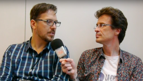 Interview Jamie Gale - Holy Grail Guitar Show 2016