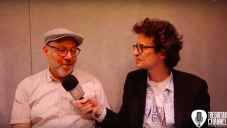 Interview Adam Levy - Winter NAMM 2018