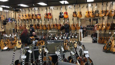 Norman's Rare Guitars - Visite et interviews - Mythique magasin guitare Vintage (Los Angeles)