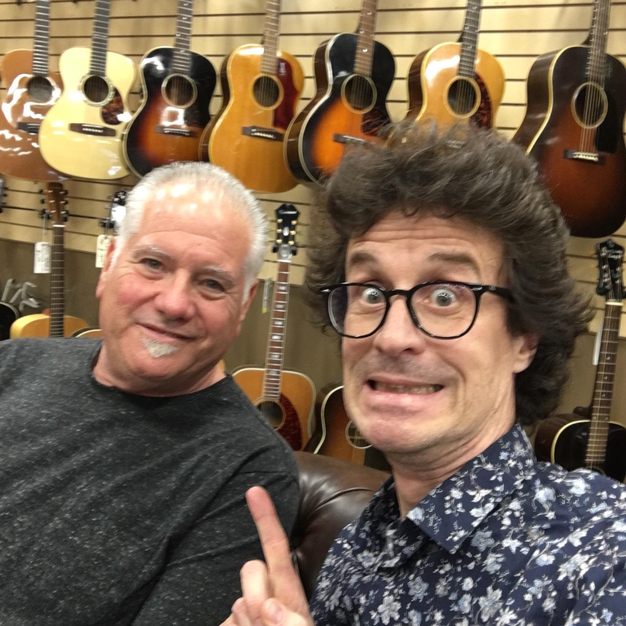 Interview Norman Harris, fondateur du légendaire magasin Norman's Rare Guitars à Los Angeles