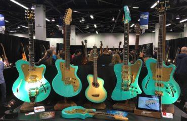 Reportage Boutique Guitar Showcase - NAMM 2018