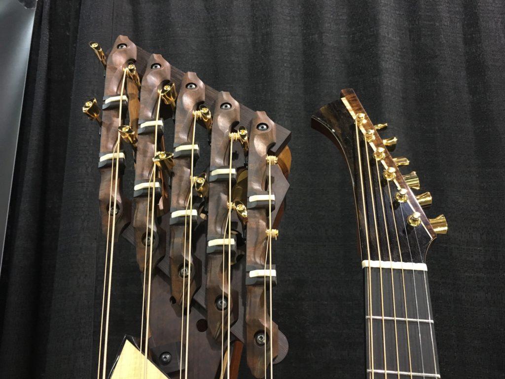 Michihiro Matsuda - Luthiers Beyond Limits : interviews et photos - NAMM 2018