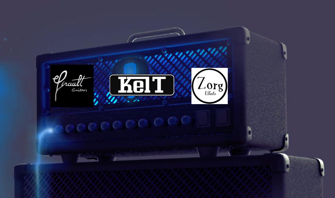 Soirée Matos 22/03/18 - Girault Guitars / Kelt Amplification / Zorg Effects